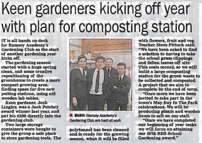 Keen Gardeners
