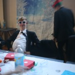 House Christmas Lunches