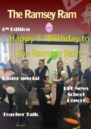 The Ramsey Ram Issue 6