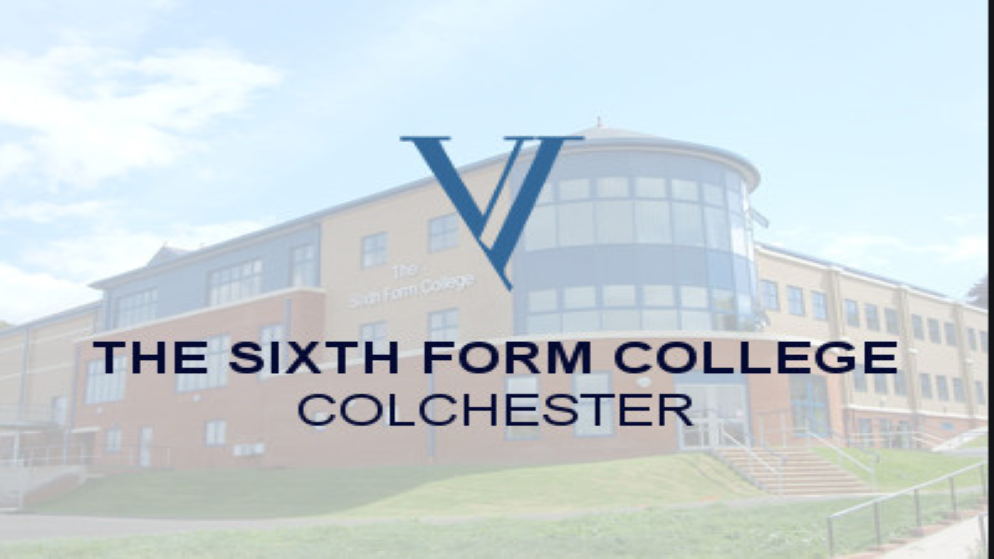 Updates to Colchester Sixth Form Application Process